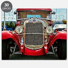 Cute Classic car Puzzle