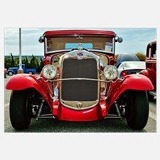 Cool Hot rod Wall Art