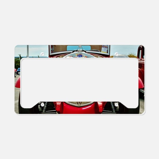 Funny Classic car License Plate Holder