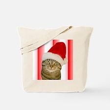 Santa Bud Tote Bag