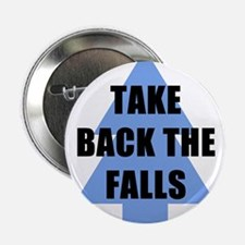 "Take Back the Falls 2.25"" Button (10 pack)"