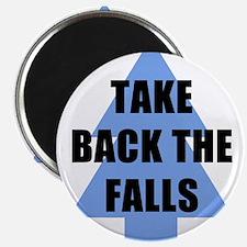 Take Back the Falls Magnets