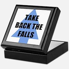 Take Back the Falls Keepsake Box