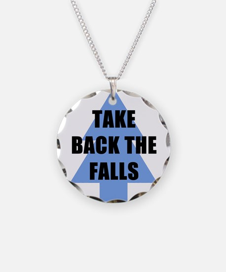 Take Back the Falls Necklace