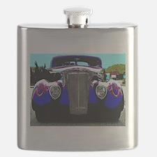 Classic & Exotic Cars - Hot Rod Shots Flask