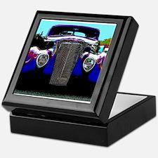 Classic & Exotic Cars - Hot Rod Shots Keepsake Box