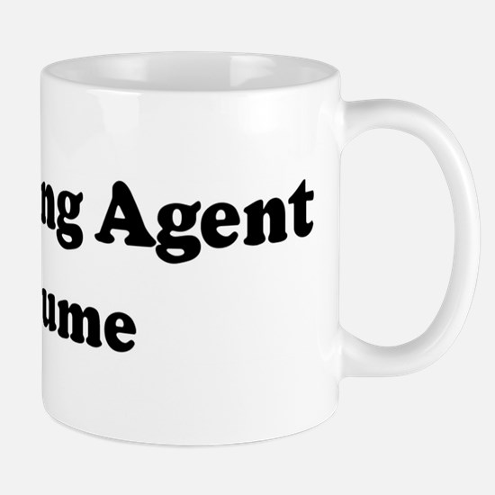 Purchasing Agent costume Mug