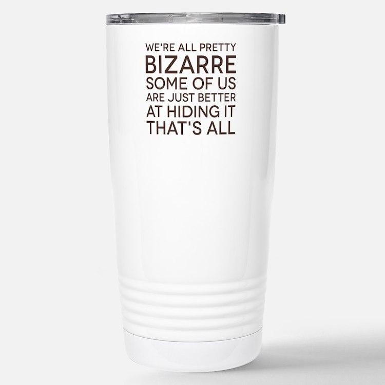Cute Retro Travel Mug