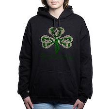 Funny Irish Women's Hooded Sweatshirt