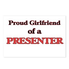 Proud Girlfriend of a Pre Postcards (Package of 8)