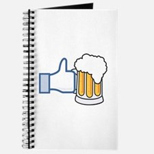 Like Beer Social Parody Journal