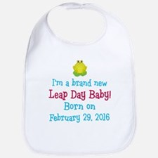 Leap year Bib