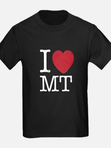 I Love MT Montana T