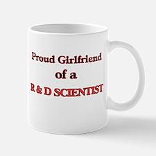 Proud Girlfriend of a R & D Scientist Mugs