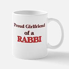 Proud Girlfriend of a Rabbi Mugs