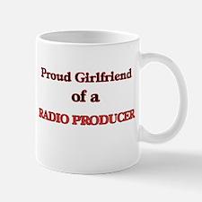 Proud Girlfriend of a Radio Producer Mugs