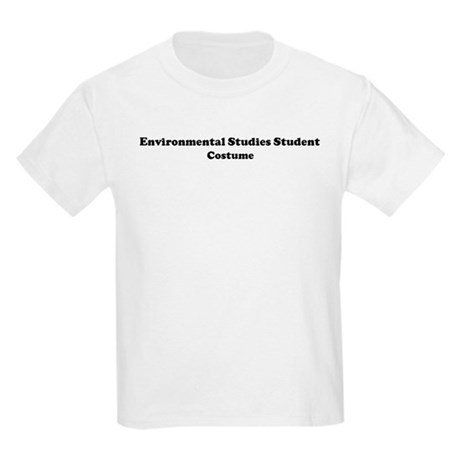 Environmental Studies Student Kids Light T-Shirt