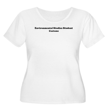 Environmental Studies Student Women's Plus Size Sc