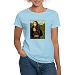 Mona's Therapy Dog (Lab-C) Women's Light T-Shirt