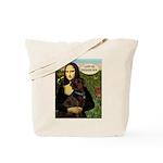 Mona's Therapy Dog (Lab-C) Tote Bag