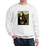 Mona's Therapy Dog (Lab-C) Sweatshirt