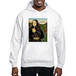 Mona's Therapy Dog (Lab-C) Hooded Sweatshirt
