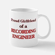 Proud Girlfriend of a Recording Engineer Mugs