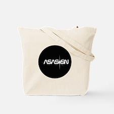 ASAS SN Logo Tote Bag