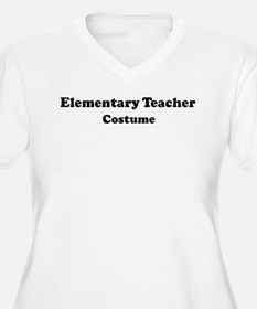 Elementary Teacher costume T-Shirt