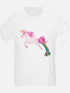 Unicorn Pooping T-Shirt