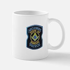 Kansas Highway Patrol Mason Mugs