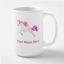 Pink Unicorn Mugs