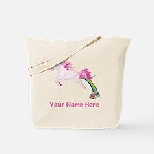 Unicorn Pooping Tote Bag