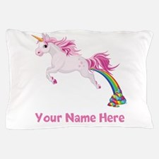 Unicorn Pooping Pillow Case