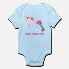 Unicorn Pooping Body Suit