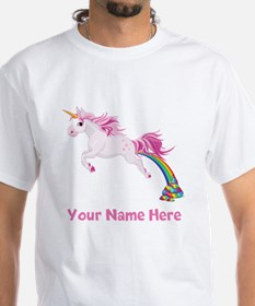 Unicorn Pooping T-Shirt