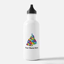 Unicorn Poop Water Bottle