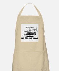Hang'em High School BBQ Apron