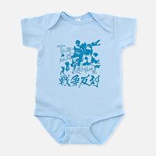 Pacifism Infant Bodysuit