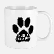 Hug A Finnish Spitz Dog Mug