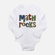Funny Pi day Long Sleeve Infant Bodysuit
