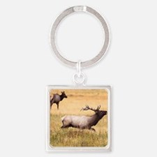 THE GREAT OUTDOORS Square Keychain