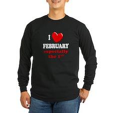 February 1st T