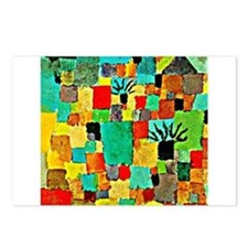 Paul Klee - Southern Tuni Postcards (Package of 8)