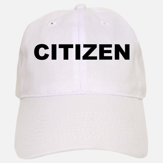 Citizen Baseball Baseball Cap