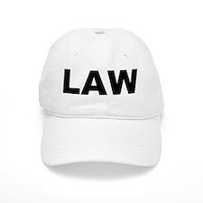 Law Baseball Baseball Cap