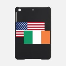 American And Irish Flag iPad Mini Case