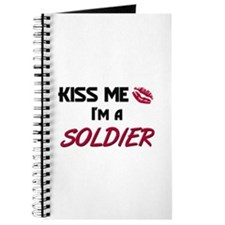 Kiss Me I'm a SOLDIER Journal