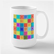 Colorful Retro Mugs