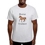 Horse Trainer Light T-Shirt